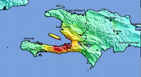 Földrengés helye