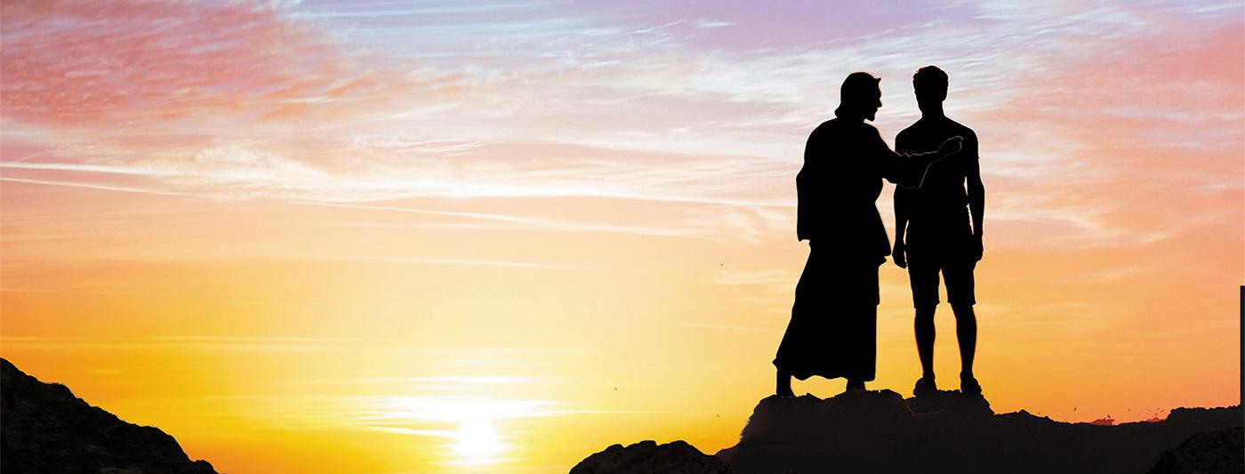 Jézussal a hegyen